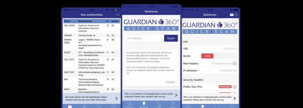 Guardian360 App