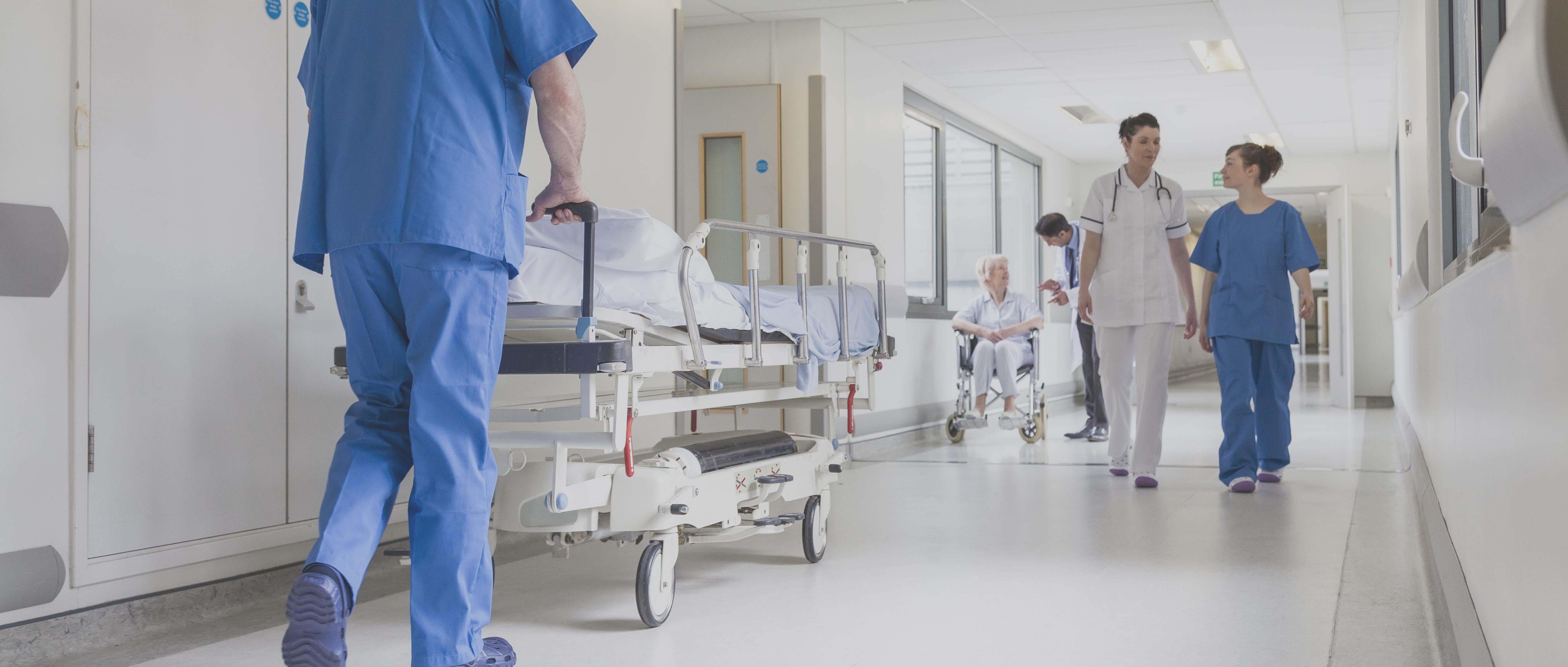 Gezondheidszorg & Security