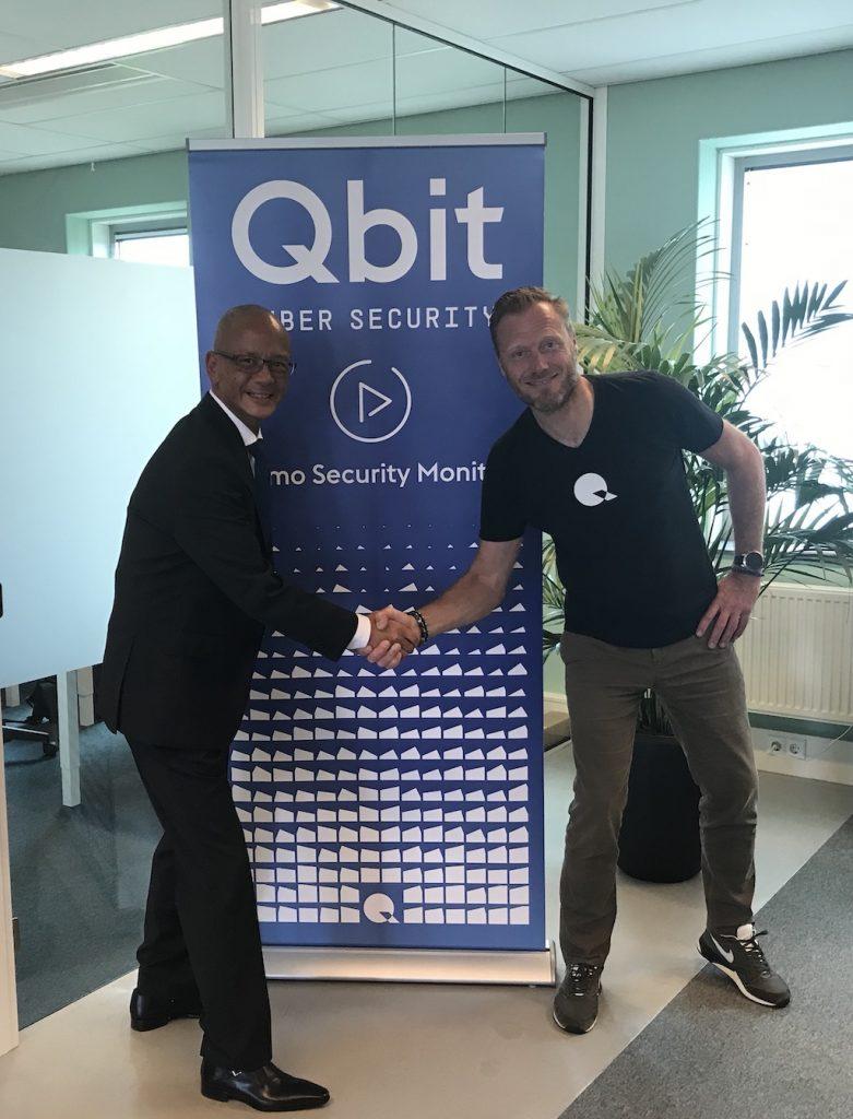 QBIT Cyber Security en Guardian360 slaan de handen ineen om de digitale infrastructuur nóg veiliger te maken